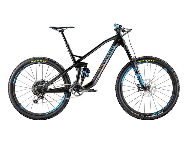 Canyon STRIVE CF 8.0 RACE (2016)