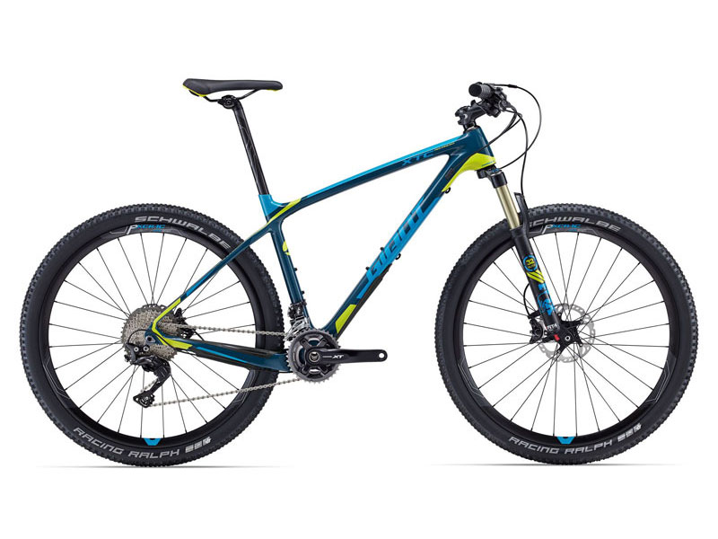 Giant XTC Advanced 27.5 1 (2016)