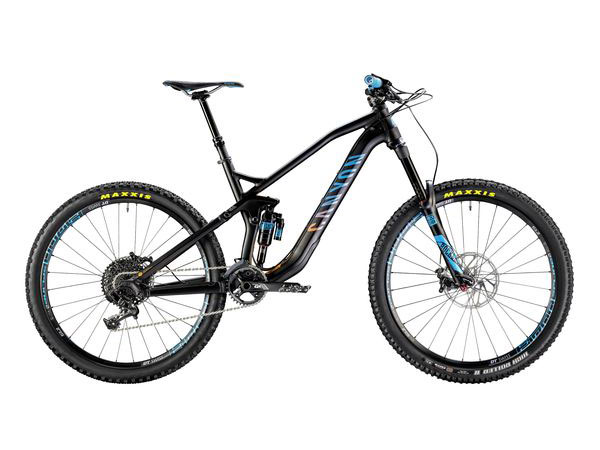 Canyon STRIVE AL 6.0 RACE (2016)