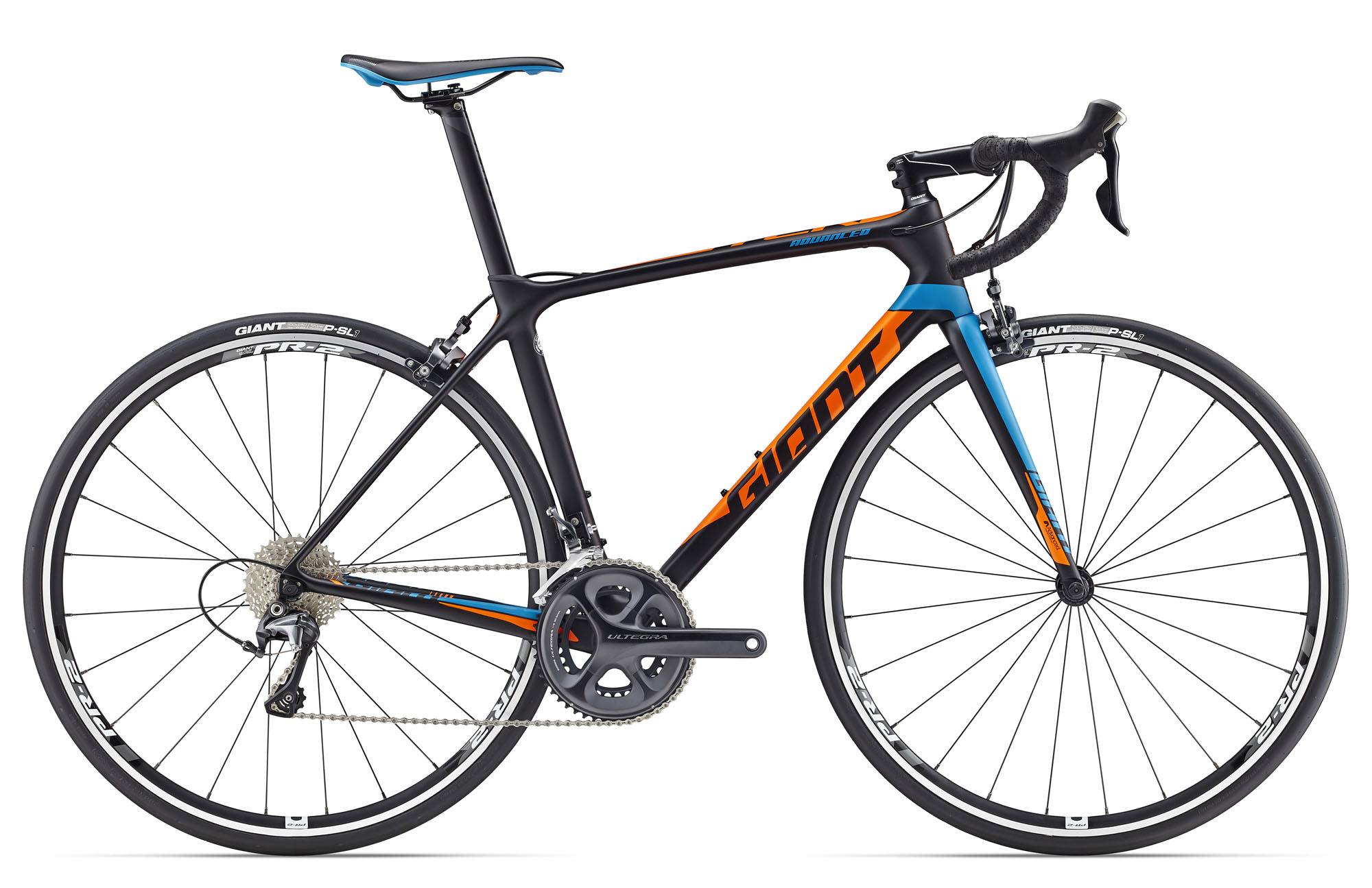 Giant TCR ADVANCED 1-KOM (2017)