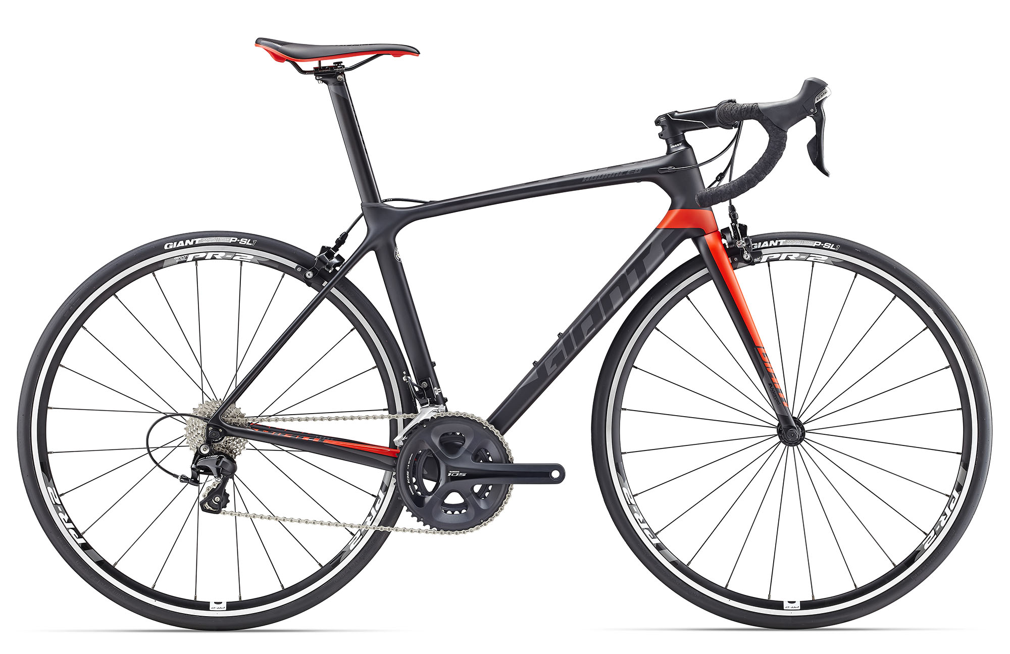 Giant TCR ADVANCED 2 (2017)