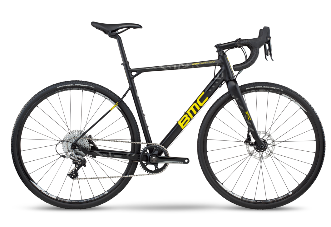 BMC crossmachine CXA01 Rival (2017)