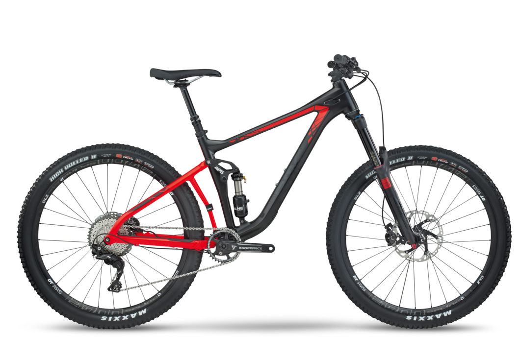 BMC speedfox 02 trailcrew XT (2017)