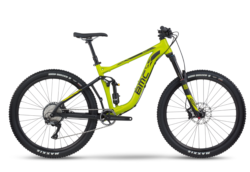 BMC speedfox 03 trailcrew SLX (2017)