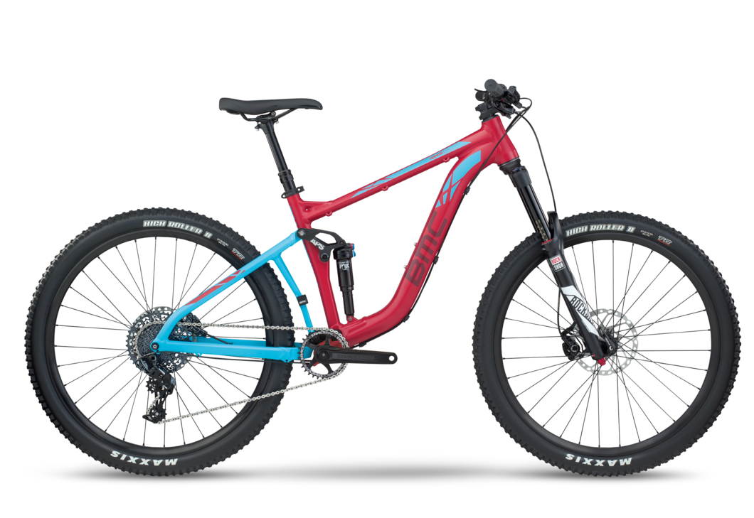 BMC speedfox 03 trailcrew NX (2017)