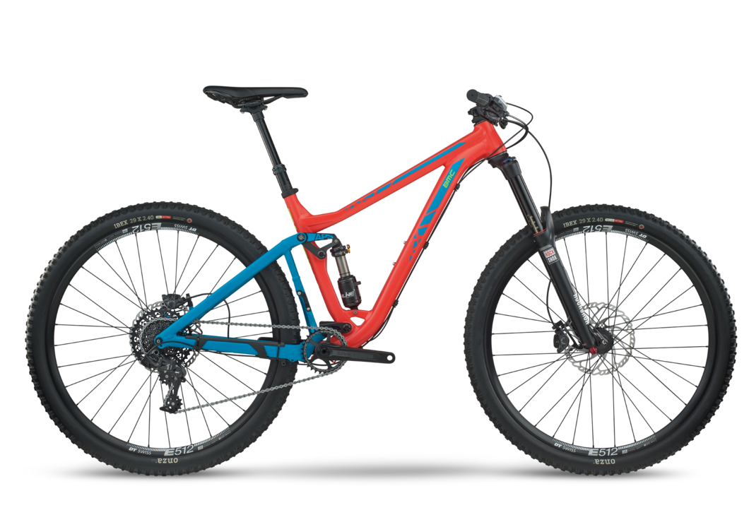 BMC trailfox 03 X1 (2017)