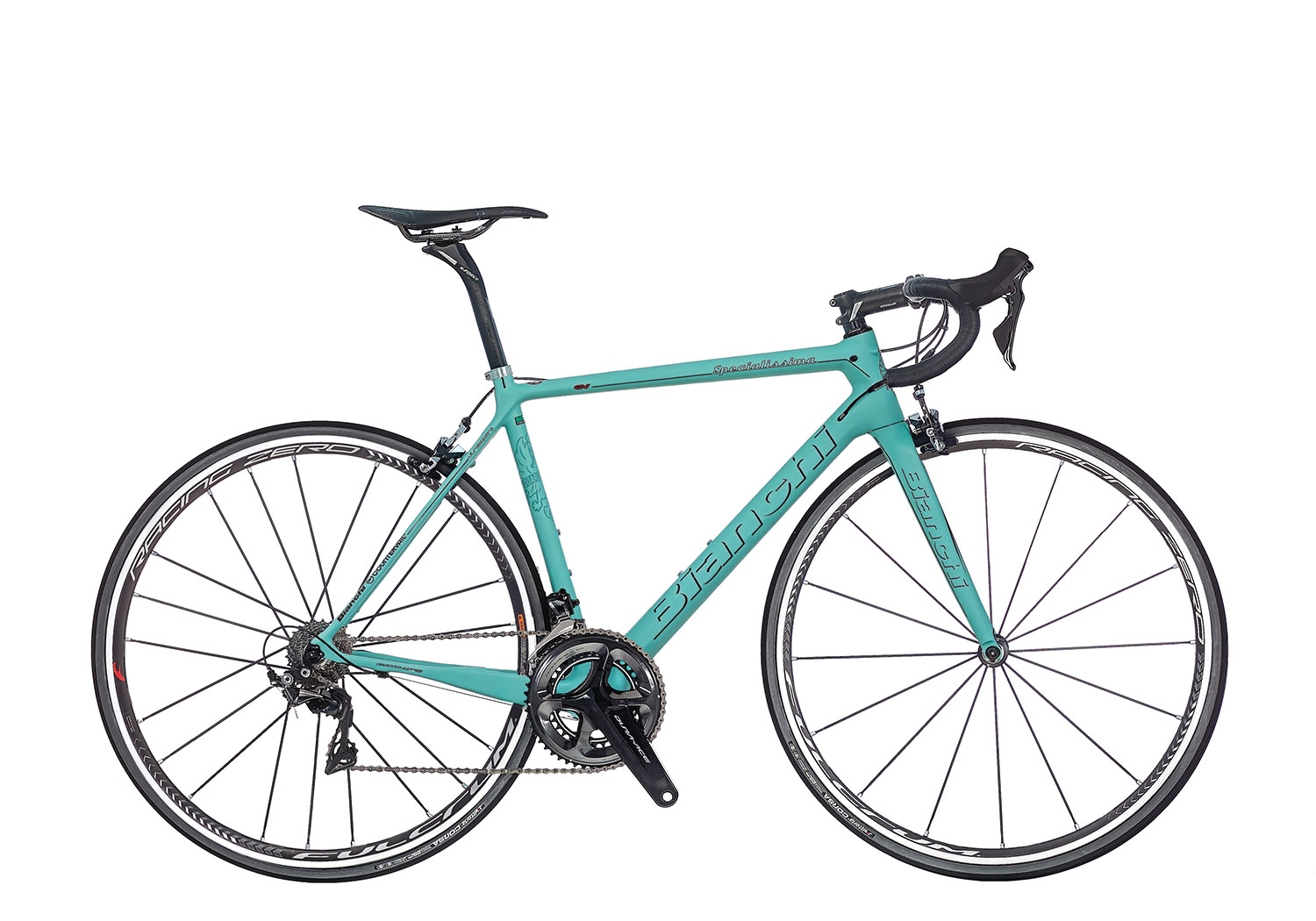 Bianchi Specialissima Dura Ace (2017)