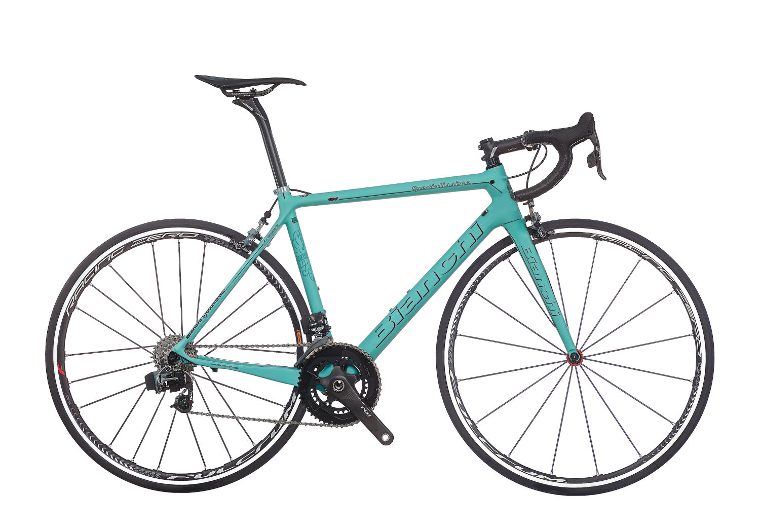 Bianchi Specialissima Red eTap (2017)