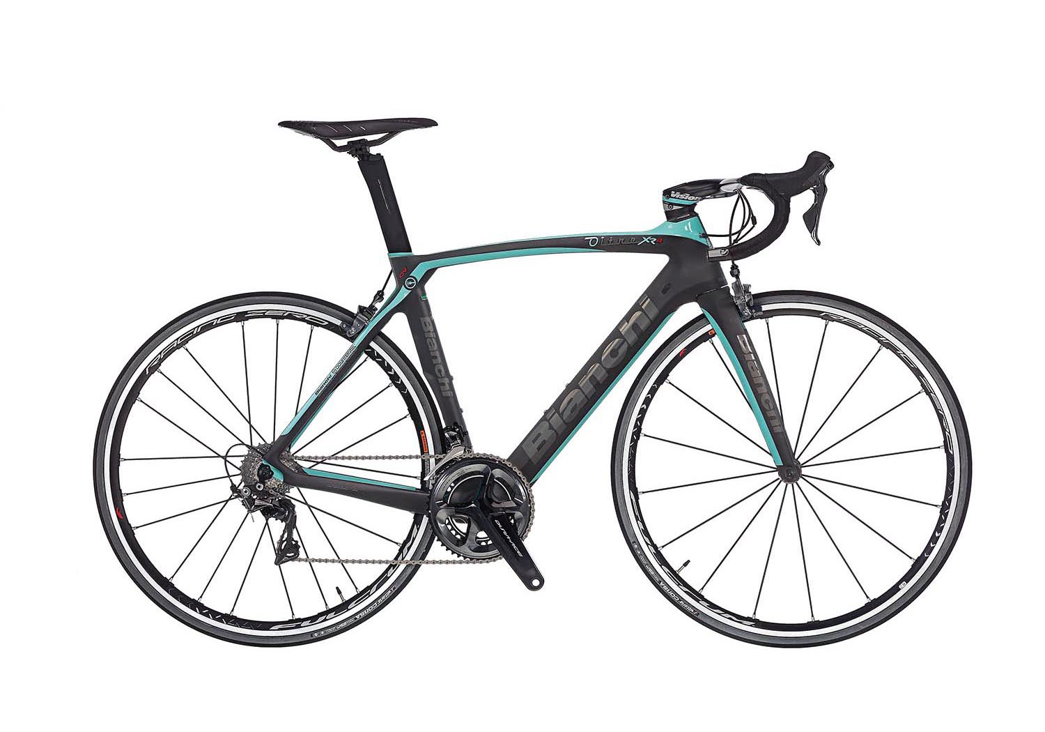 Bianchi Oltre XR4 Dura Ace (2017)