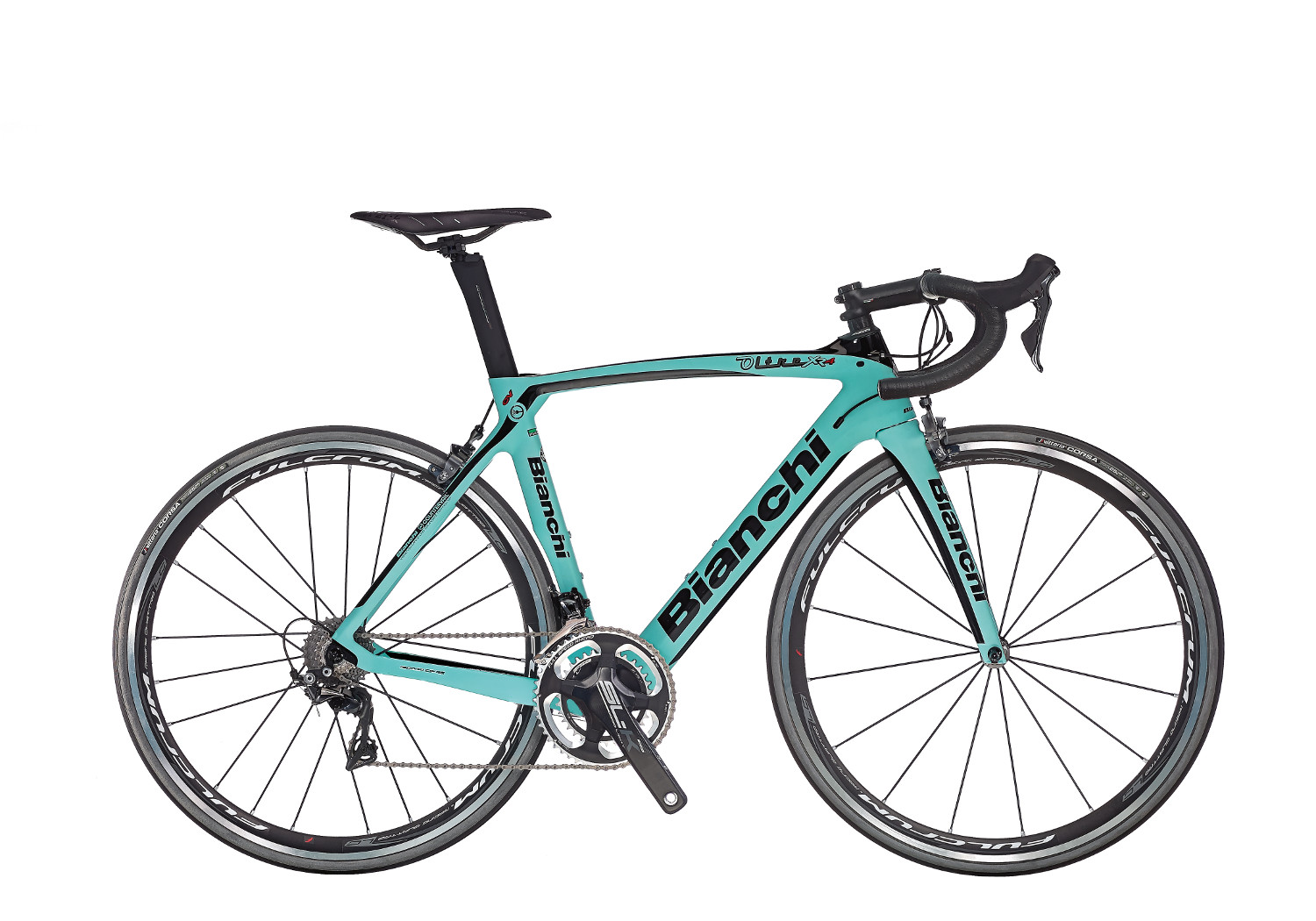 Bianchi Oltre XR4 Dura Ace mix (2017)