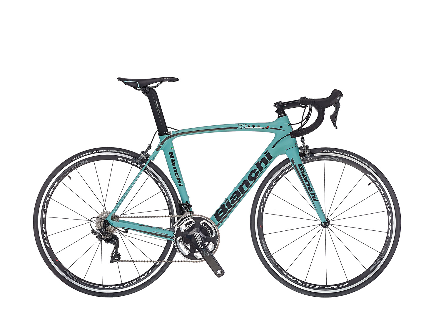 Bianchi Oltre XR1 Dura Ace (2017)