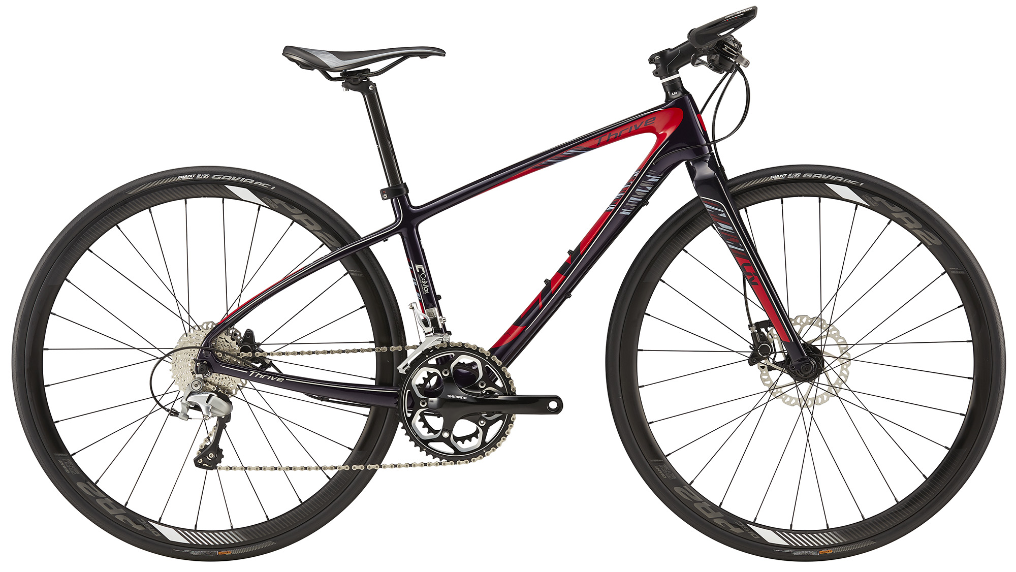 Giant Thrive CoMax 1 Disc (2018)