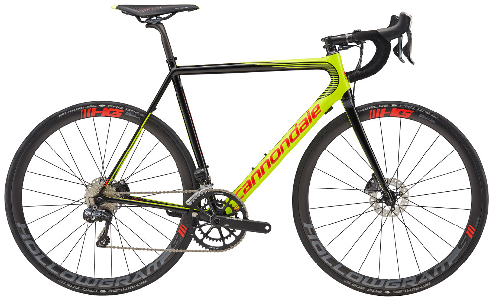 Cannondale SUPERSIX EVO HI-MOD DISC ULTEGRA DI2 (2017)