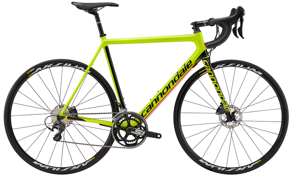 Cannondale SUPERSIX EVO DISC ULTEGRA (2017)