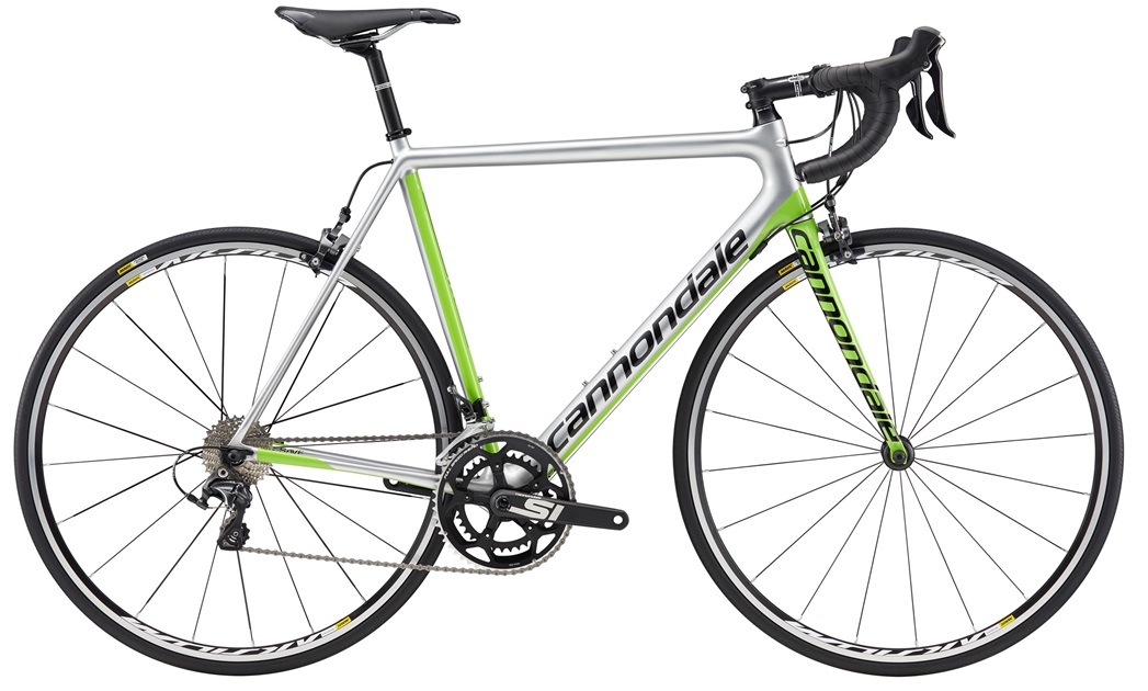 Cannondale SUPERSIX EVO ULTEGRA (2017)
