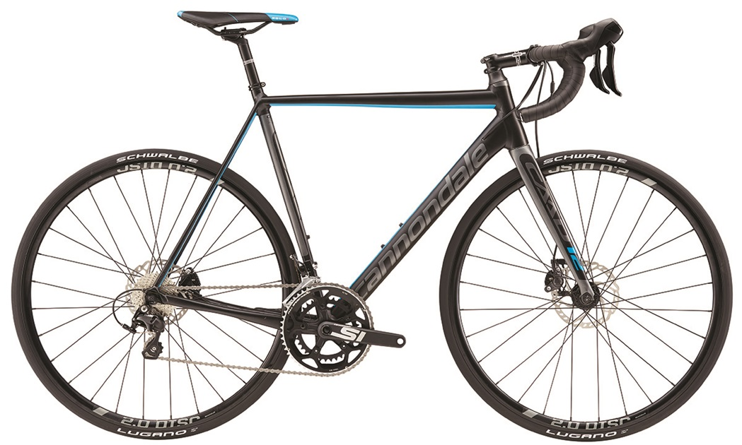 Cannondale CAAD12 DISC 105 (2017)