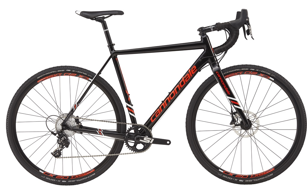 Cannondale CAADX APEX 1 (2017)