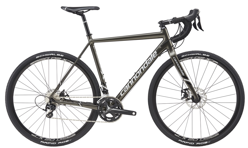 Cannondale CAADX 105 (2017)