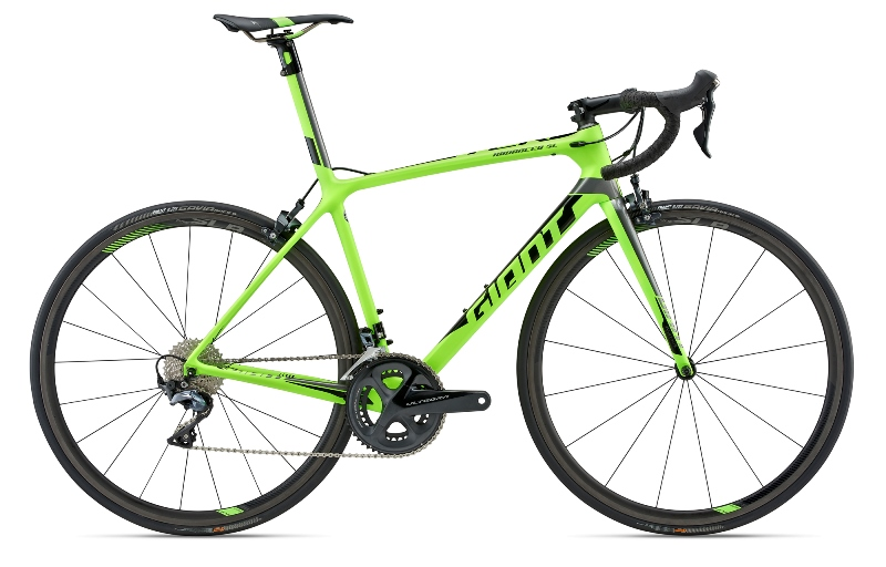 Giant TCR ADVANCED SL 2-KOM (2018)