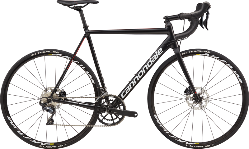 Cannondale CAAD12 DISC ULTEGRA (2018)