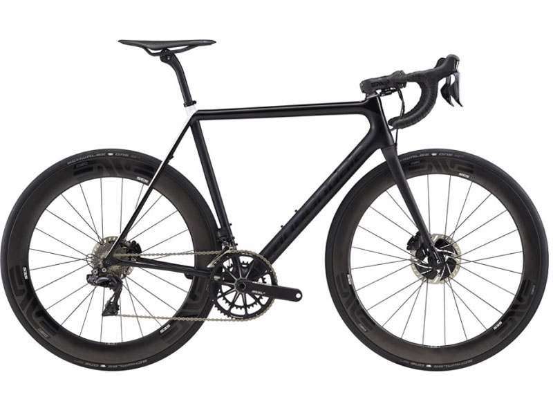 Cannondale SUPERSIX EVO DISC BLACK INC. (2018)