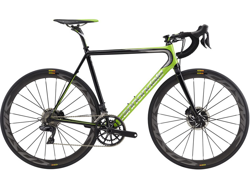 Cannondale SUPERSIX EVO HI-MOD DISC TEAM (2018)