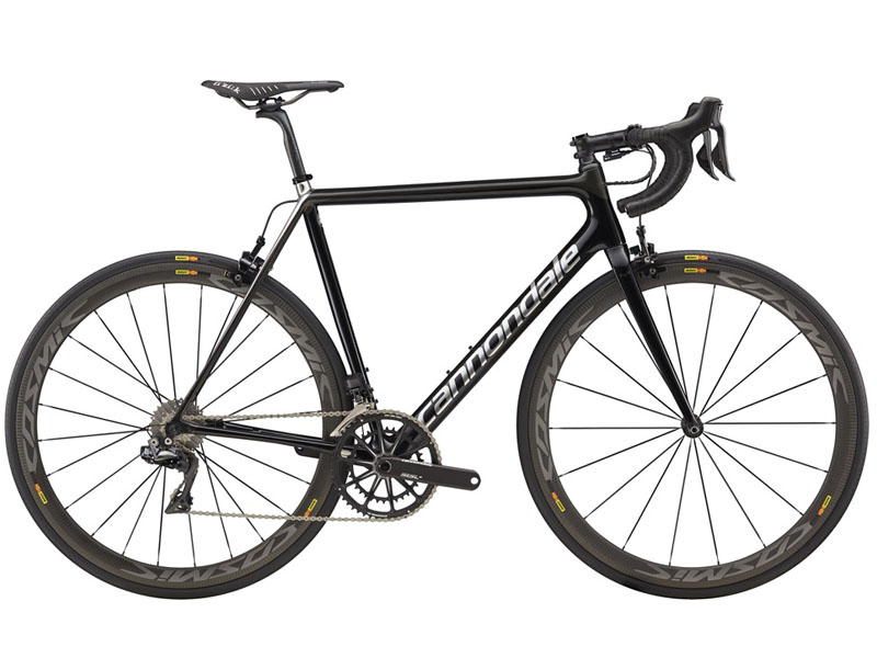 Cannondale SUPERSIX EVO HI-MOD DURA-ACE DI2 (2018)
