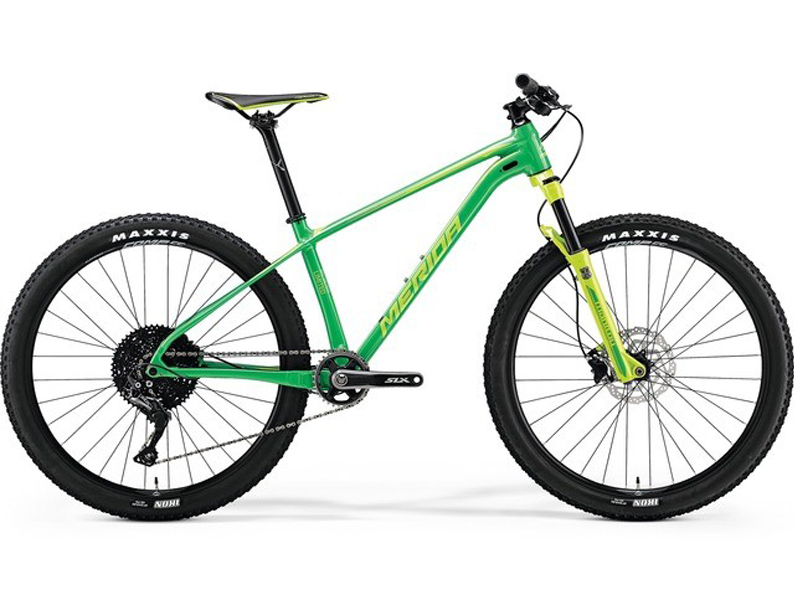 Merida BIG.SEVEN LIMITED (2018)