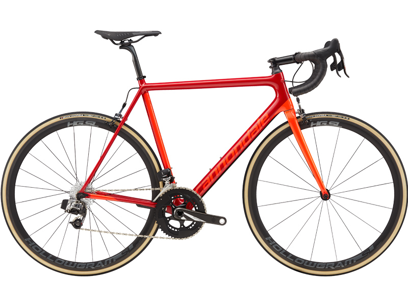 Cannondale SUPERSIX EVO RED ETAP (2018)