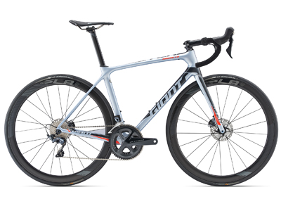 Giant TCR ADVANCED PRO 1 Disc KOM (2019)