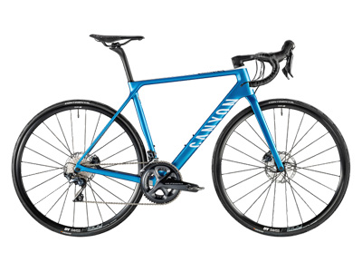 Canyon Ultimate CF SL Disc 8.0 (2020)