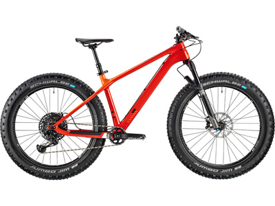 Canyon Dude CF 9.0 Trail (2020)