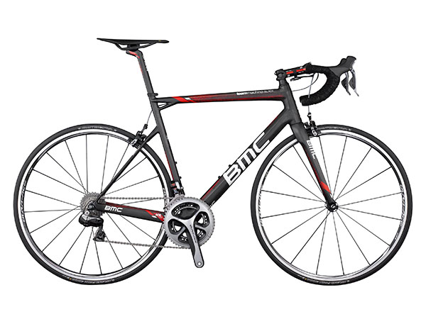 BMC Teammachine The NEW SLR01 Dual Ace Di2 Double