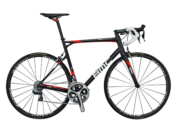 BMC Teammachine SLR01 Dual Ace Di2 Double