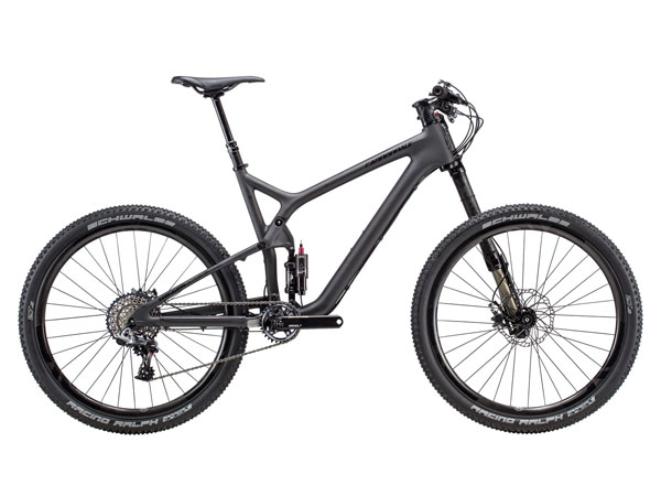 Cannondale Trigger 27.5 Carbon Black Inc.