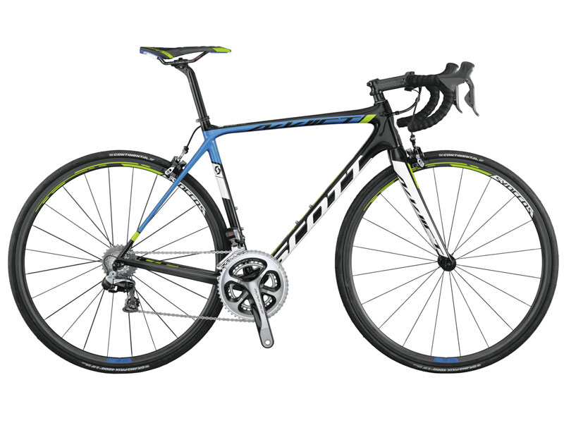 Scott Addict Team Issue Di2 (2015)