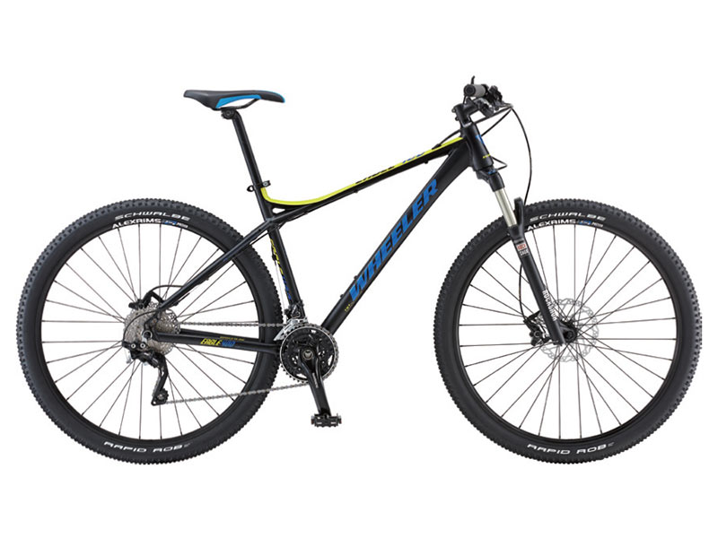 Wheeler EAGLE 400 (2015)