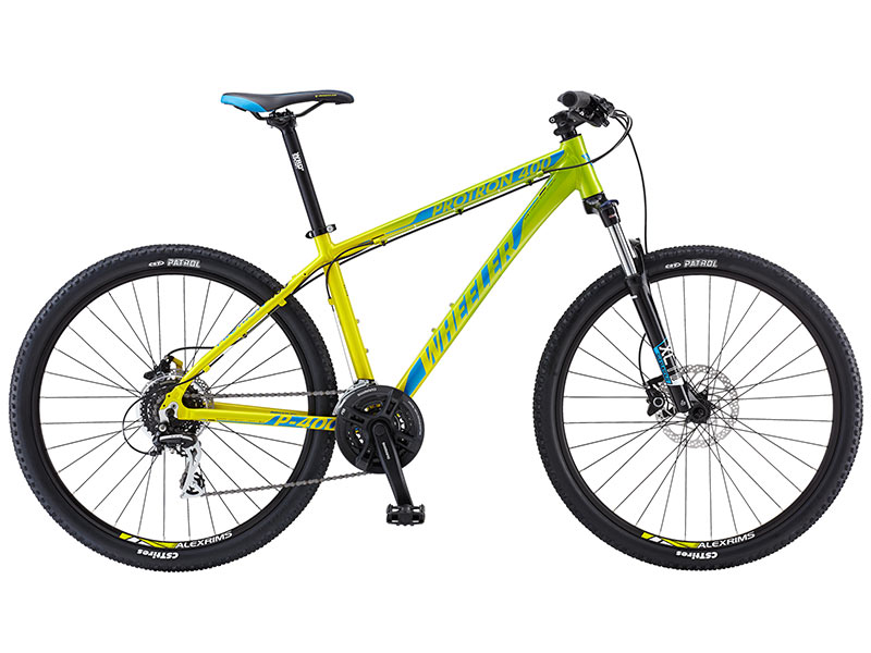 Wheeler PROTRON 400-YELLOW (2015)