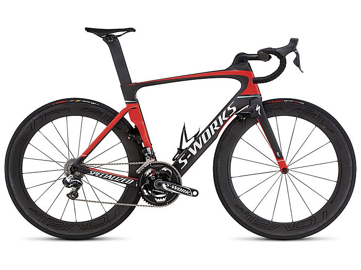 Specialized S-WORKS VENGE VIAS DI2 (2016)