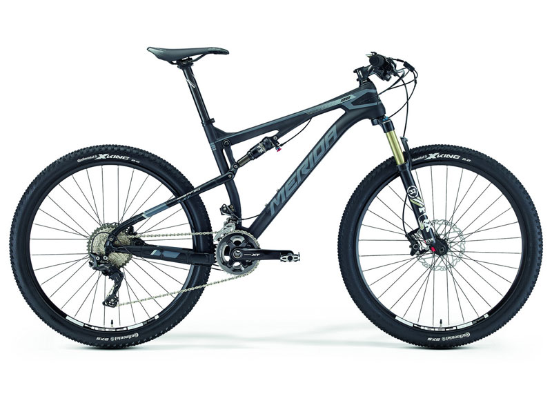 Merida Ninety-Six 7.XT (2016)