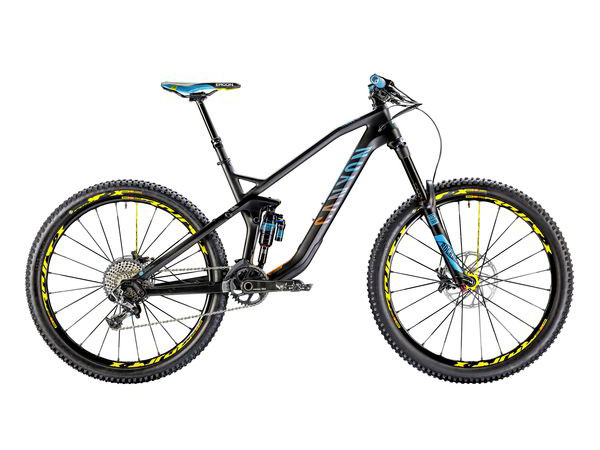 Canyon STRIVE CF 9.0 TEAM (2016)