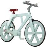 強過碳纖:紙製單車 Cardboard Bike