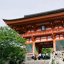 日本京都單車遊