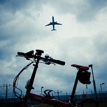 大嶼山單車路線推介:迪士尼迪欣湖、翔東路及機場跑道尾