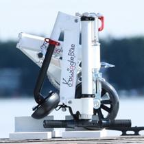 Kwiggle Bike 全球最細摺車來襲