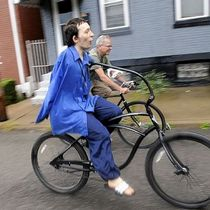 就算身體有缺憾 都一樣可以踩單車!