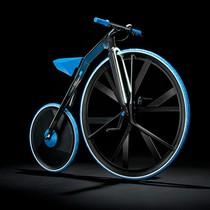 結合古典與現代 Concept 1865 復古單車現身