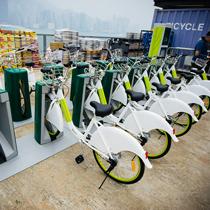 香港 Bike Sharing 曙光?西九海濱長廊自助租單車實況!