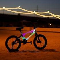 結合型格及安全 會發光的小童車架 Phantom Frame