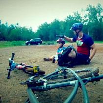 單車不離父子兵